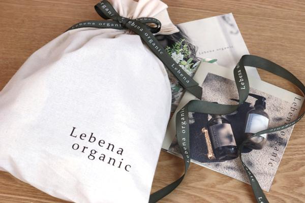 Lebena organic ギフト包装のイメージ1